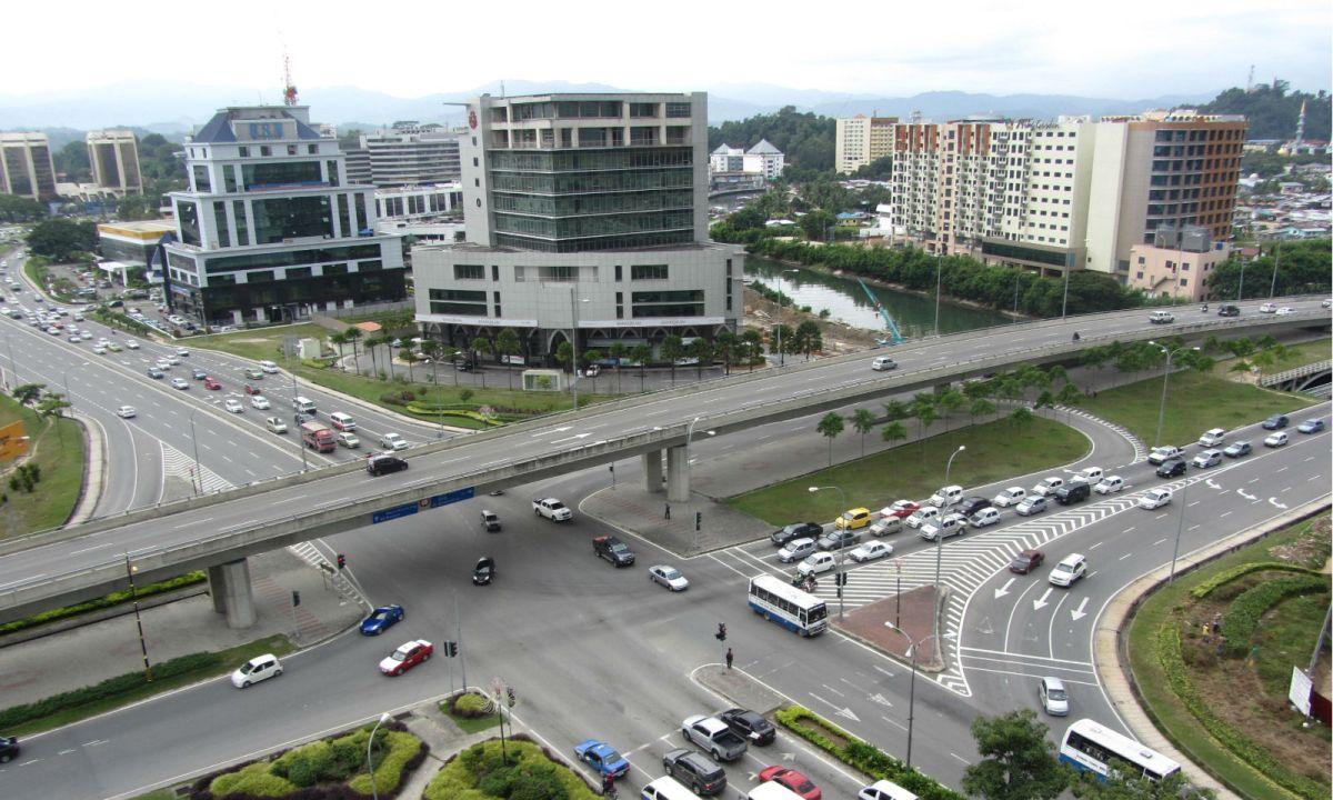 Kota Kinabalu, Malaysia. Photo: Wikimedia Commons