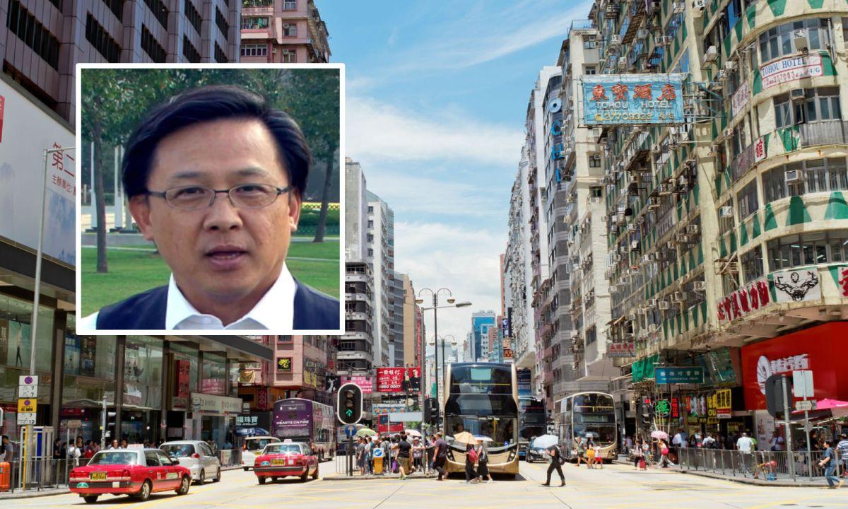 (Inset) Junius HoMong Kok, KowloonPhoto: iStock, wikimedia commons