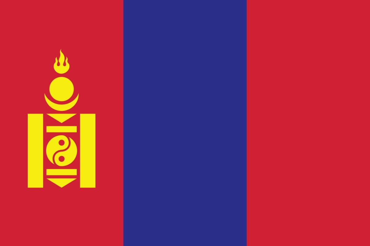 Flag of Mongolia. Image: iStock