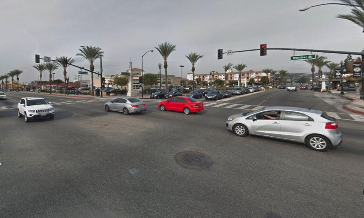 Montebello in California in the United States. Photo: Google Maps