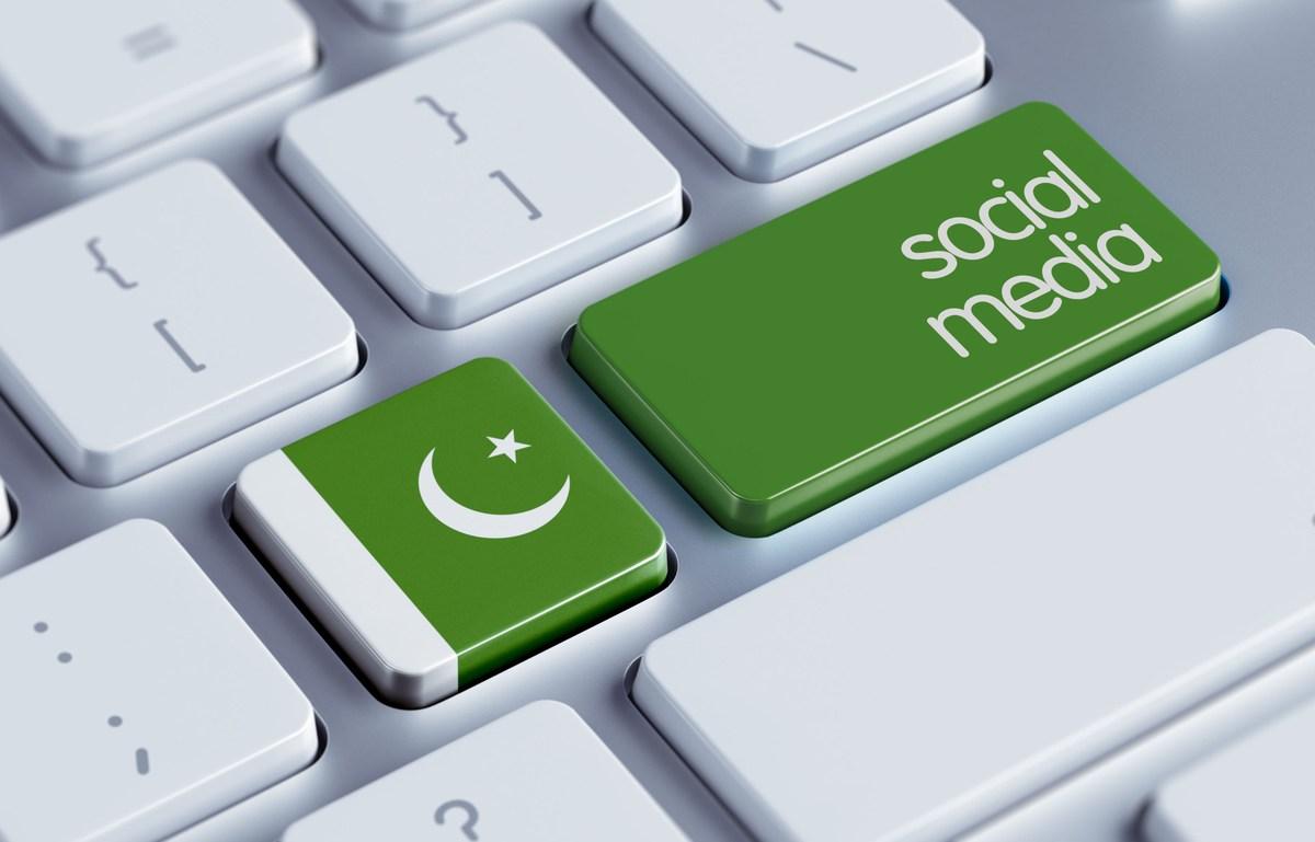 Pakistan High Resolution Social Media Concept Image: iStock
