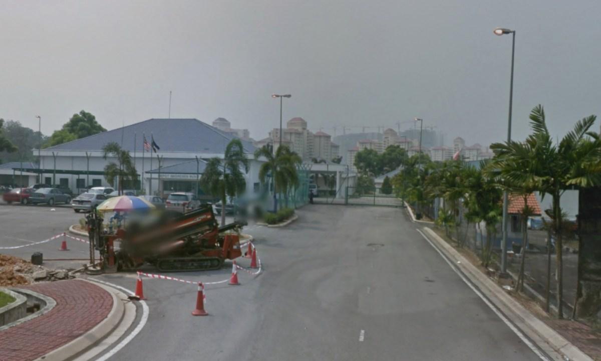 The Bukit Jalil immigration detention centre in Kuala Lumpur, Malaysia. Photo: Google Maps