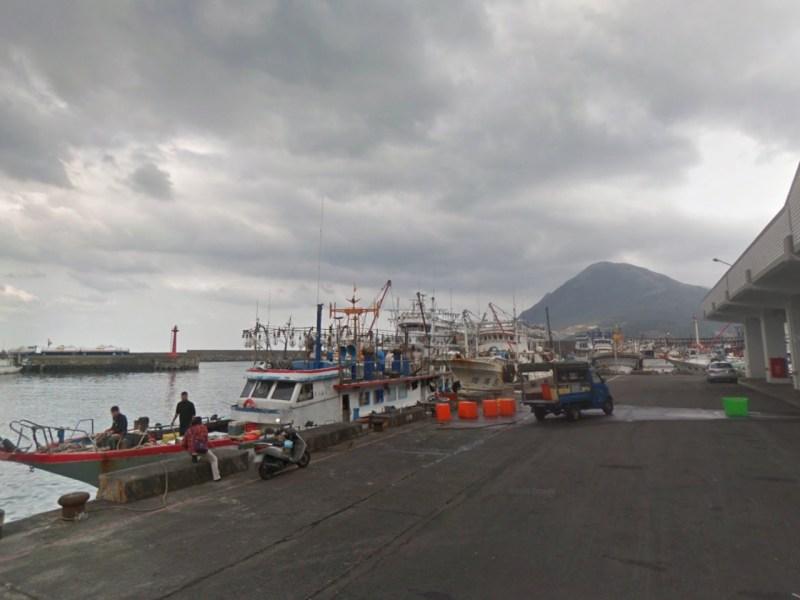Shen'ao Fishing Port in Ruifang District, New Taipei, Taiwan. Photo: Google Maps