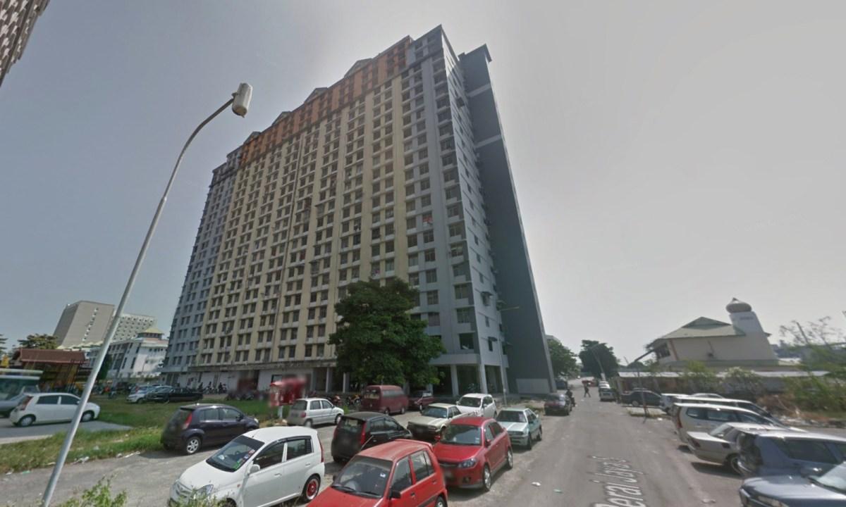 Taman Teluk Indah, Perai, Penang, Malaysia. Photo: Google Maps