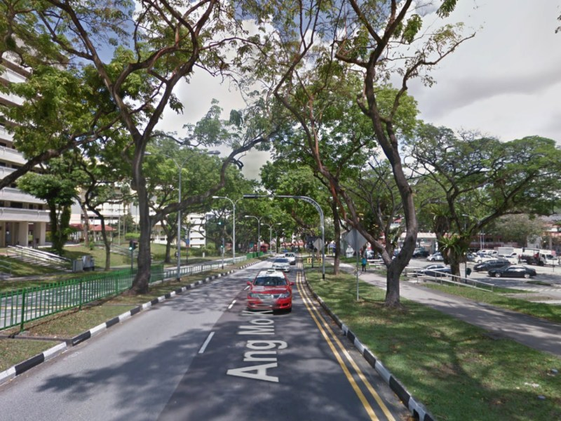 Ang Mo Kio Avenue 4, Singapore. Photo: Google Maps