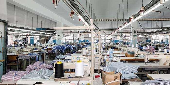A textile unit in Ludhiana, Punjab. Photo: KG Sharma
