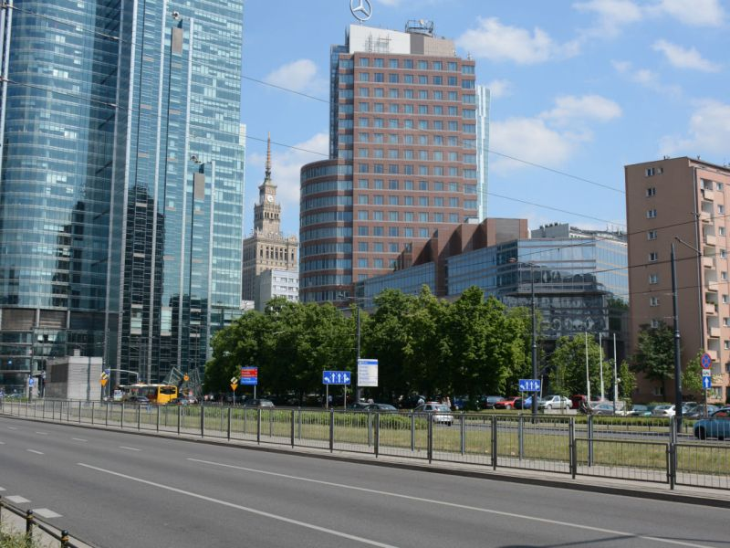 Warsaw, capital of Poland. Photo: Wikimedia Commons