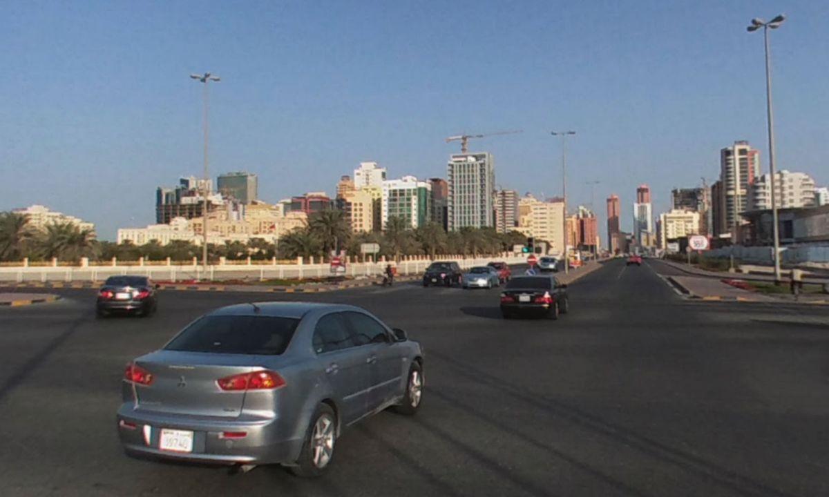 Gudaibiya, Bahrain. Photo: Google Maps