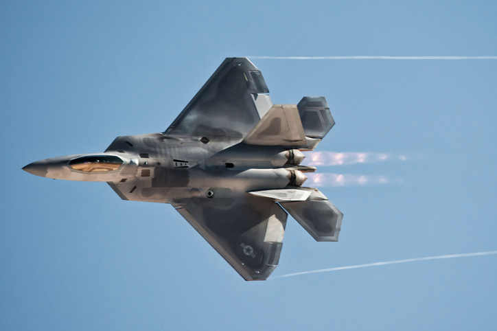 The Lockheed Martin/Boeing F-22 Raptor is a single-seat, twin-engine fifth-generation supermaneuverable fighter aircraft that uses stealth technology. It was designed primarily as an air superiority fighter, but has additional capabilities that include ground attack, electronic warfare, and signals intelligence roles. Lockheed Martin Aeronautics is the prime contractor and is responsible for the majority of the airframe, weapon systems and final assembly of the F-22. Program partner Boeing Defense, Space & Security provides the wings, aft fuselage, avionics integration, and training systems.