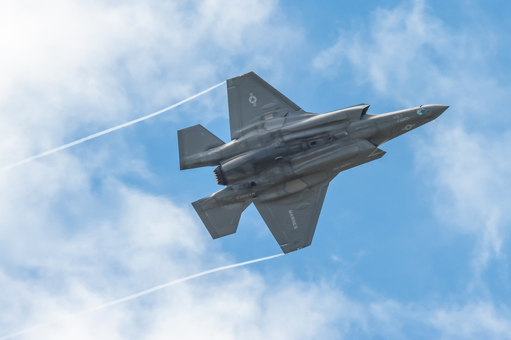 F-35B Lightning II. Photo: iStock