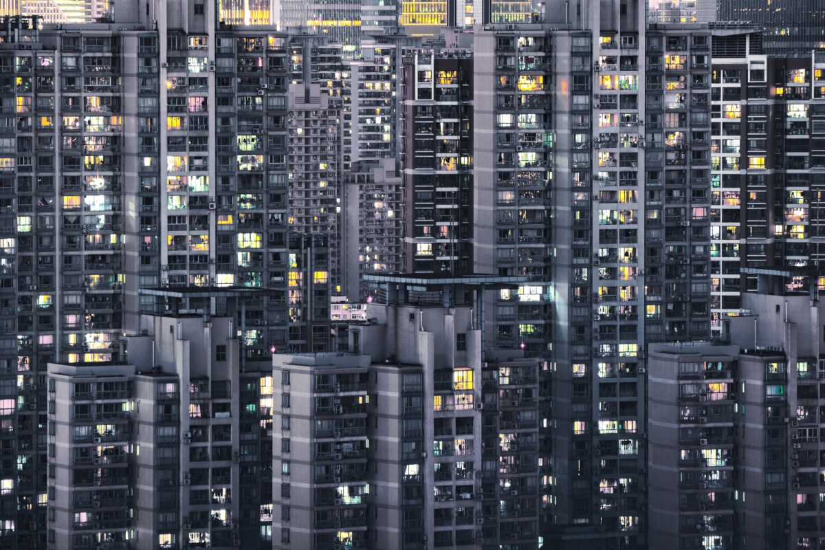 Apartment buildings in Shanghai. Photo: iStock