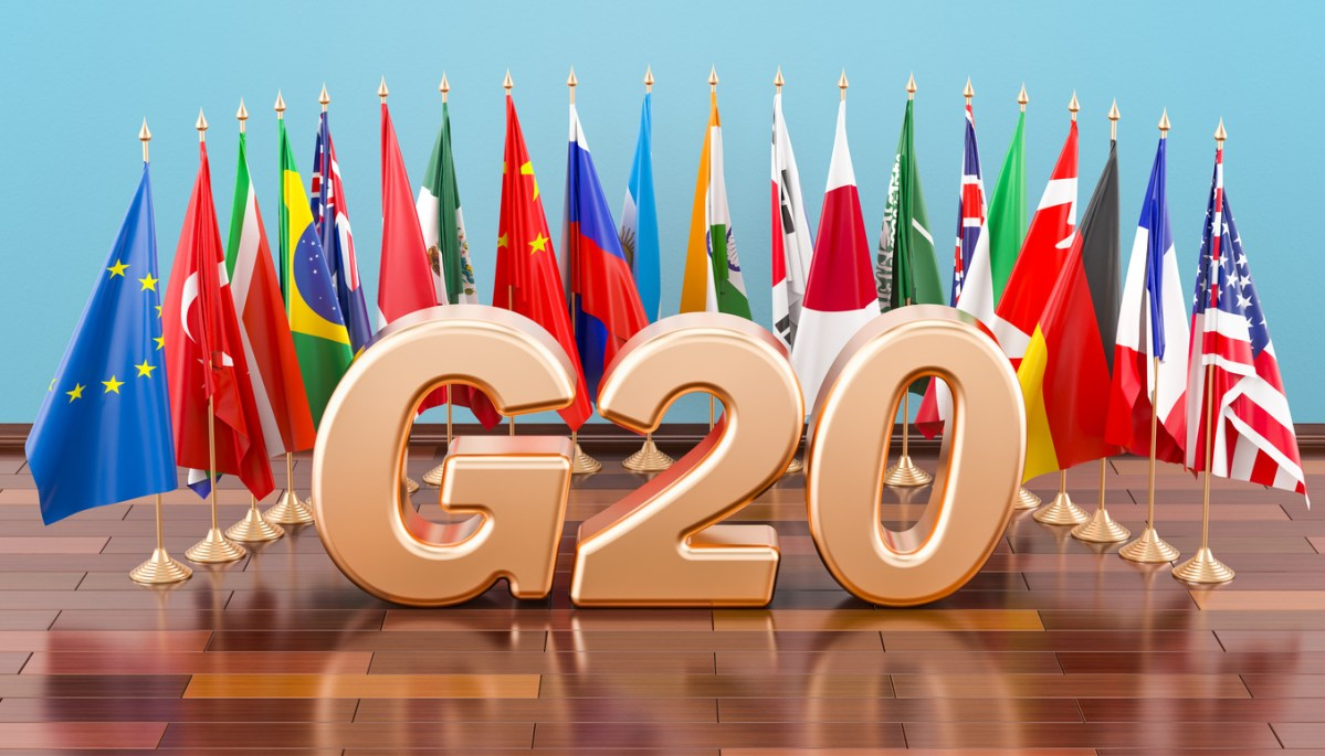 The Group of 20 summit is under way in Buenos Aires. Image: iStock