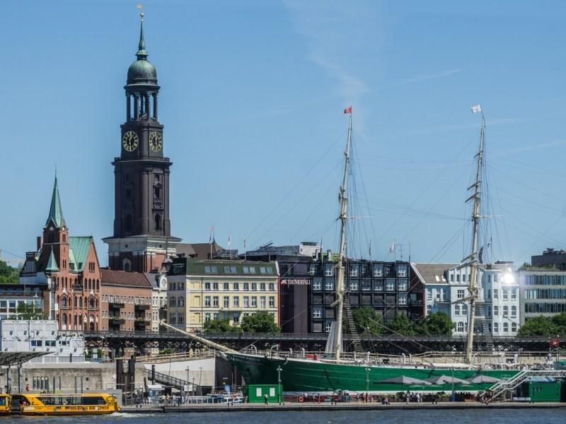 Hamburg. Photo: iStock