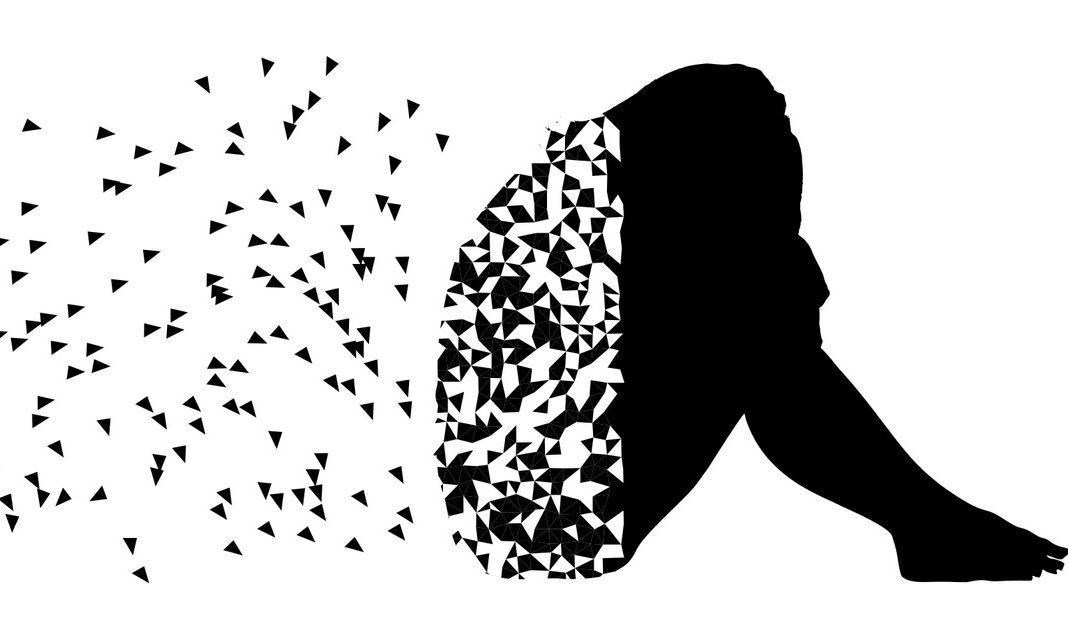 Mental health issues. Photo: Pixabay