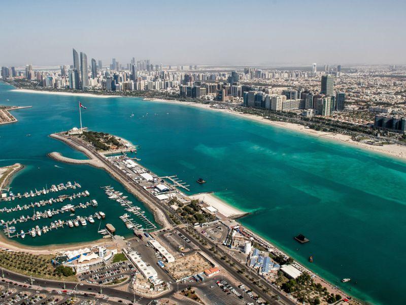 Abu Dhabi, the capital of the United Arab Emirates. Photo: iStock