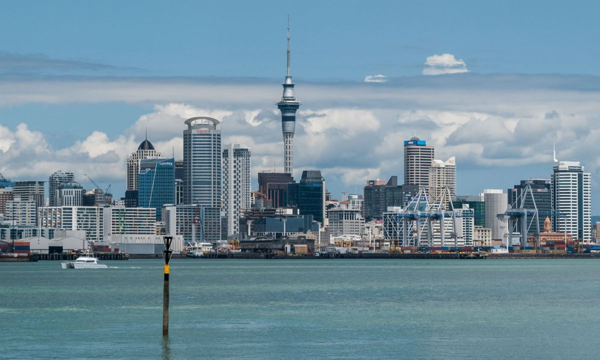 Auckland, New Zealand. Photo: Wikimedia Commons, Daniel Vorndran / DXR