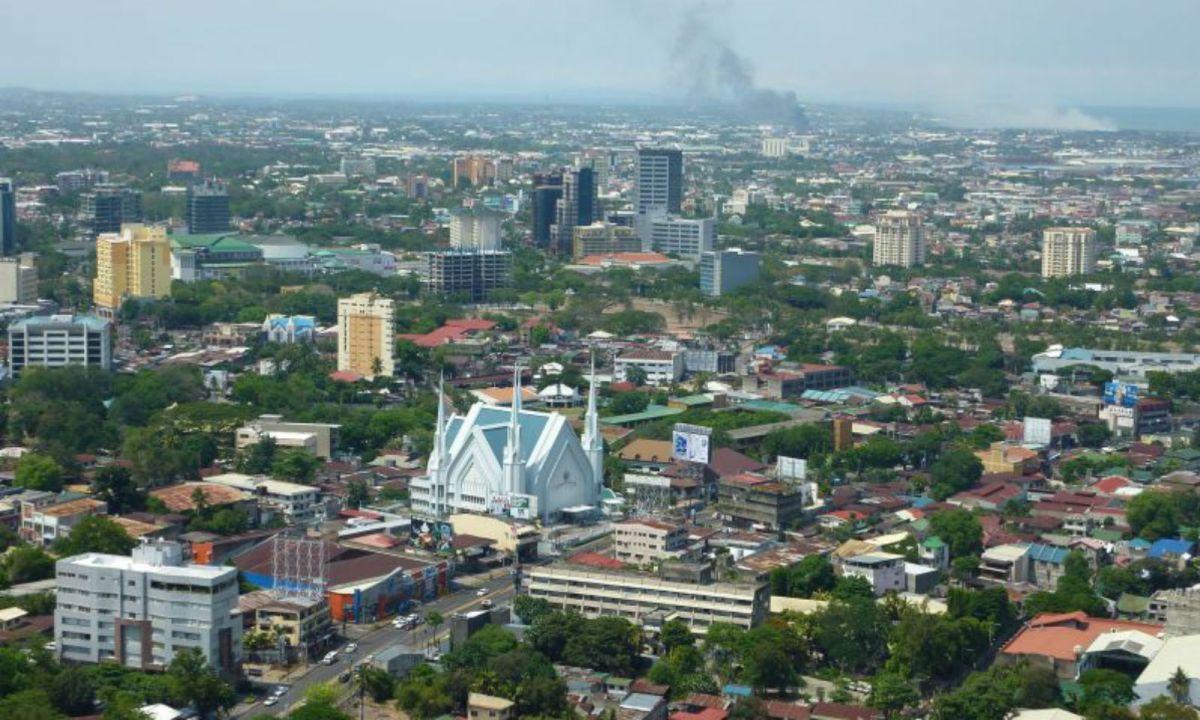 Cebu City, Philippines. Photo: Wikimedia Commons