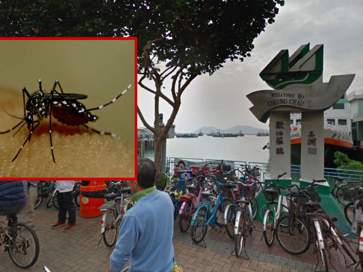 Cheung Chau Photo: Google Maps, Wikimedia Commons