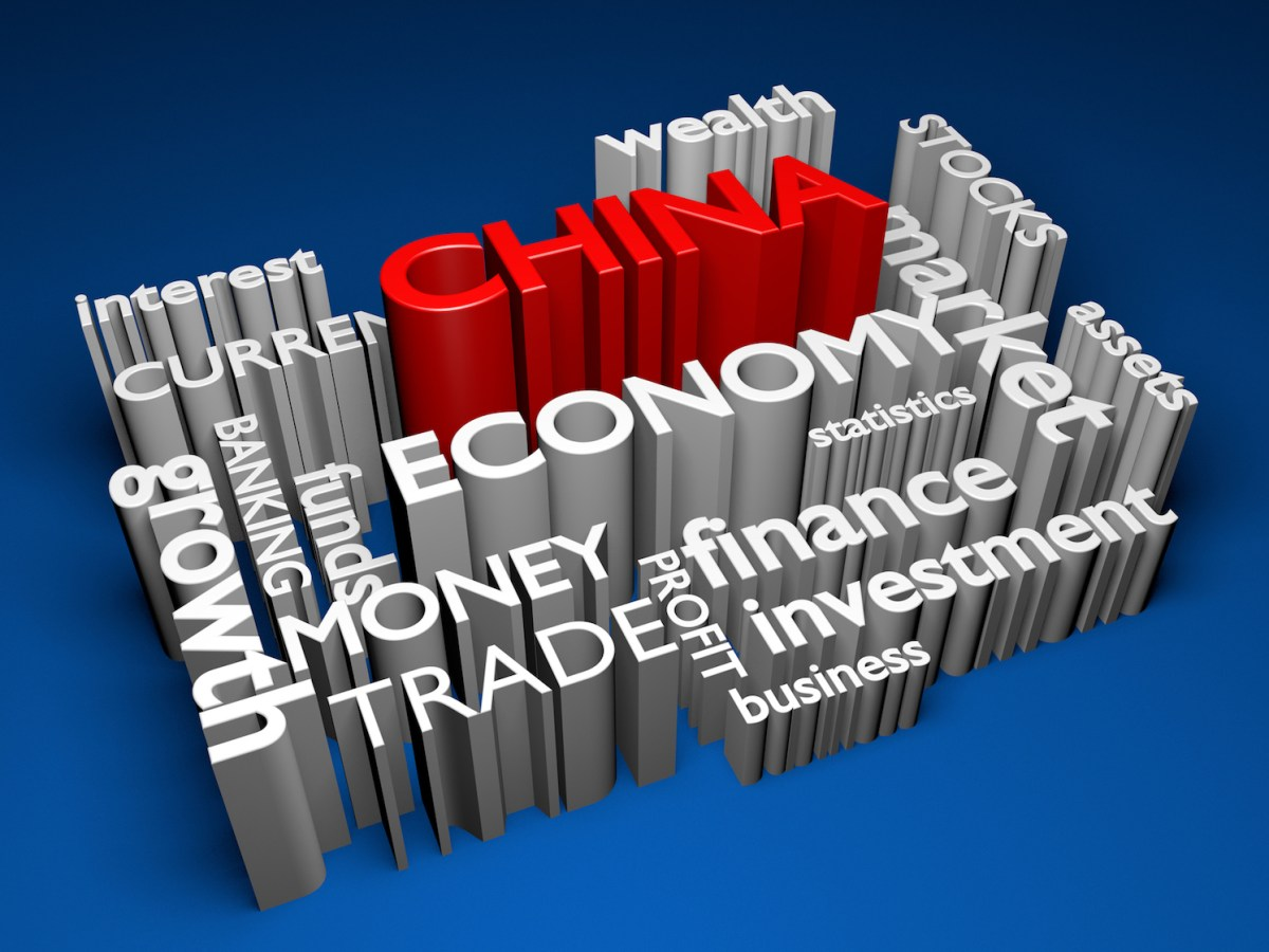 Investment growth has slowed dramatically in China. Illustration: iStock