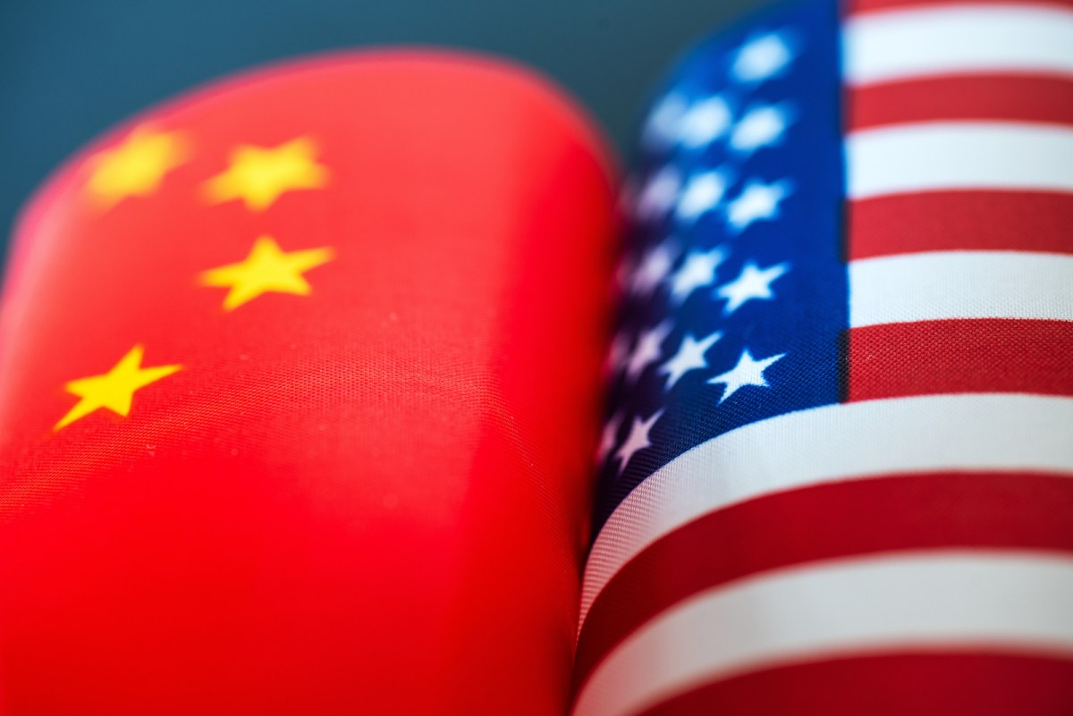 The trade dispute between China and the United States is moving into unchartered waters. Photo: iStock