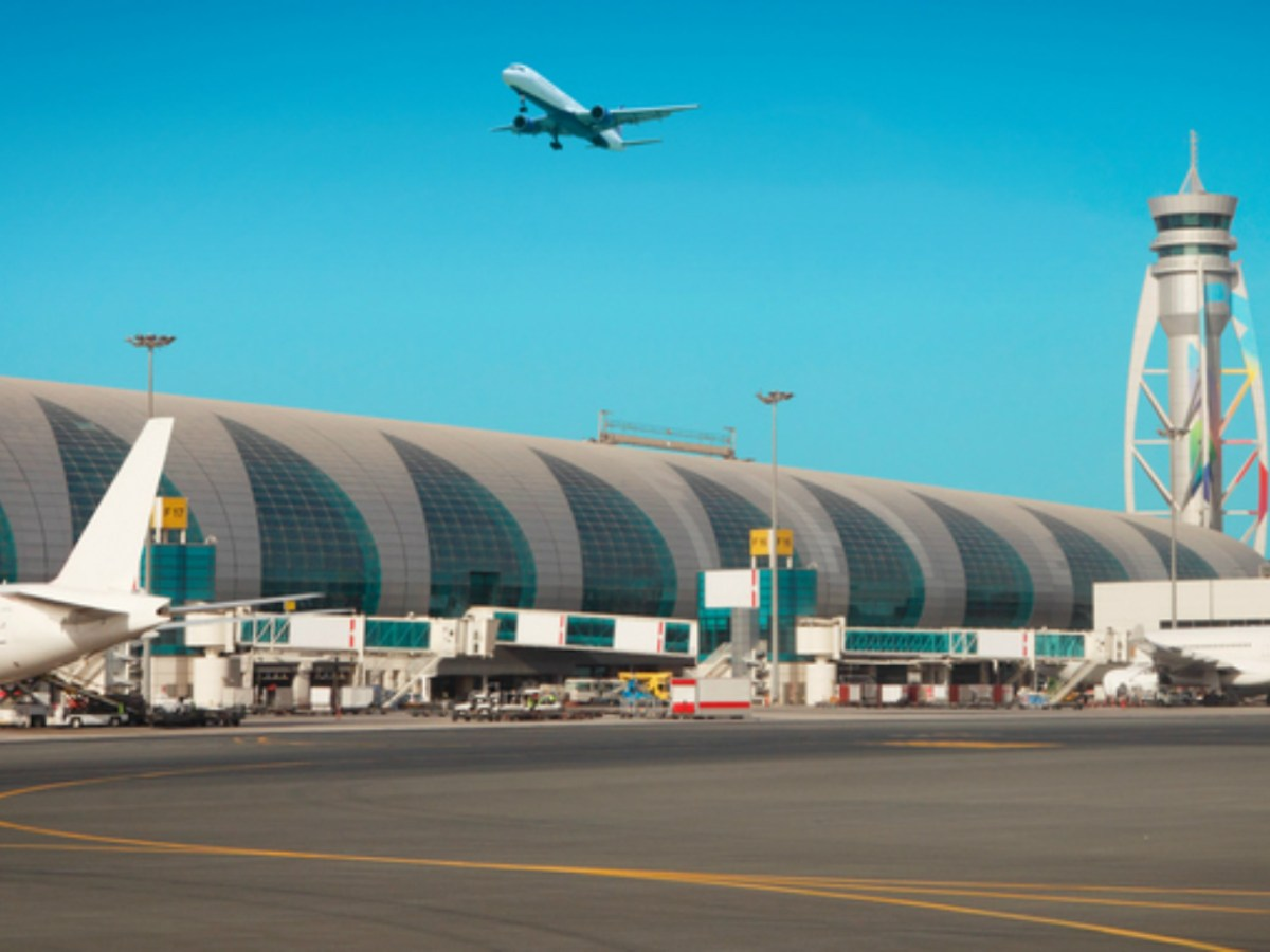 Dubai International Airport. Photo by iStock.