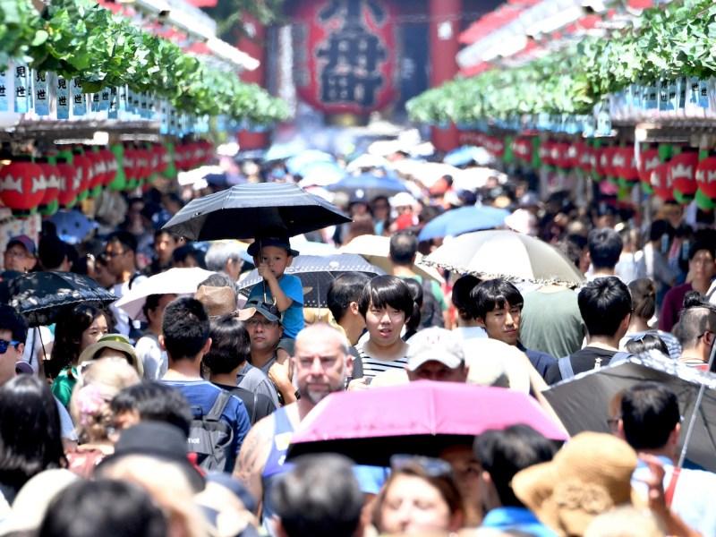 أكثر من نصف جرائم القتل في اليابان في 2016 تمت على يد أفراد من العائلة.  الصورة: AFP/ Yomiuri Shimbun