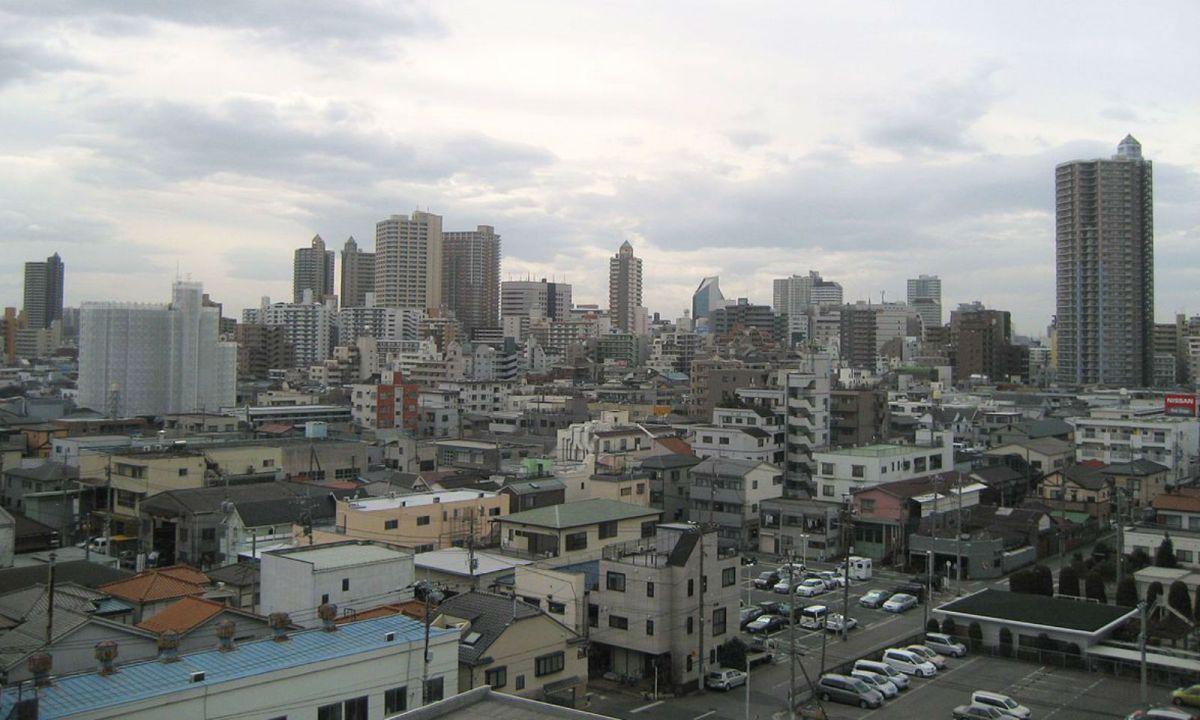 Kawaguchi, Japan. Photo: Wikipedia.