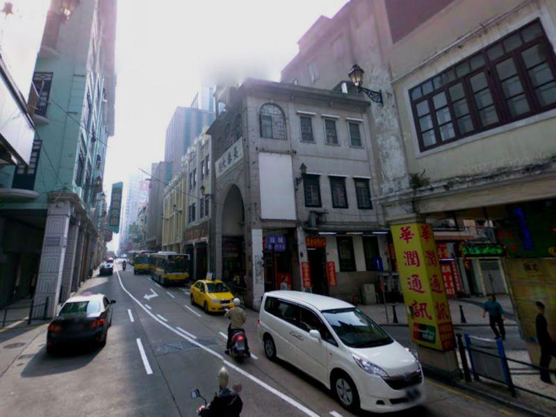 Macau Photo: Google Maps
