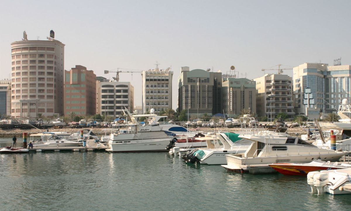 Manama, Bahrain. Photo: Wikimedia Commons