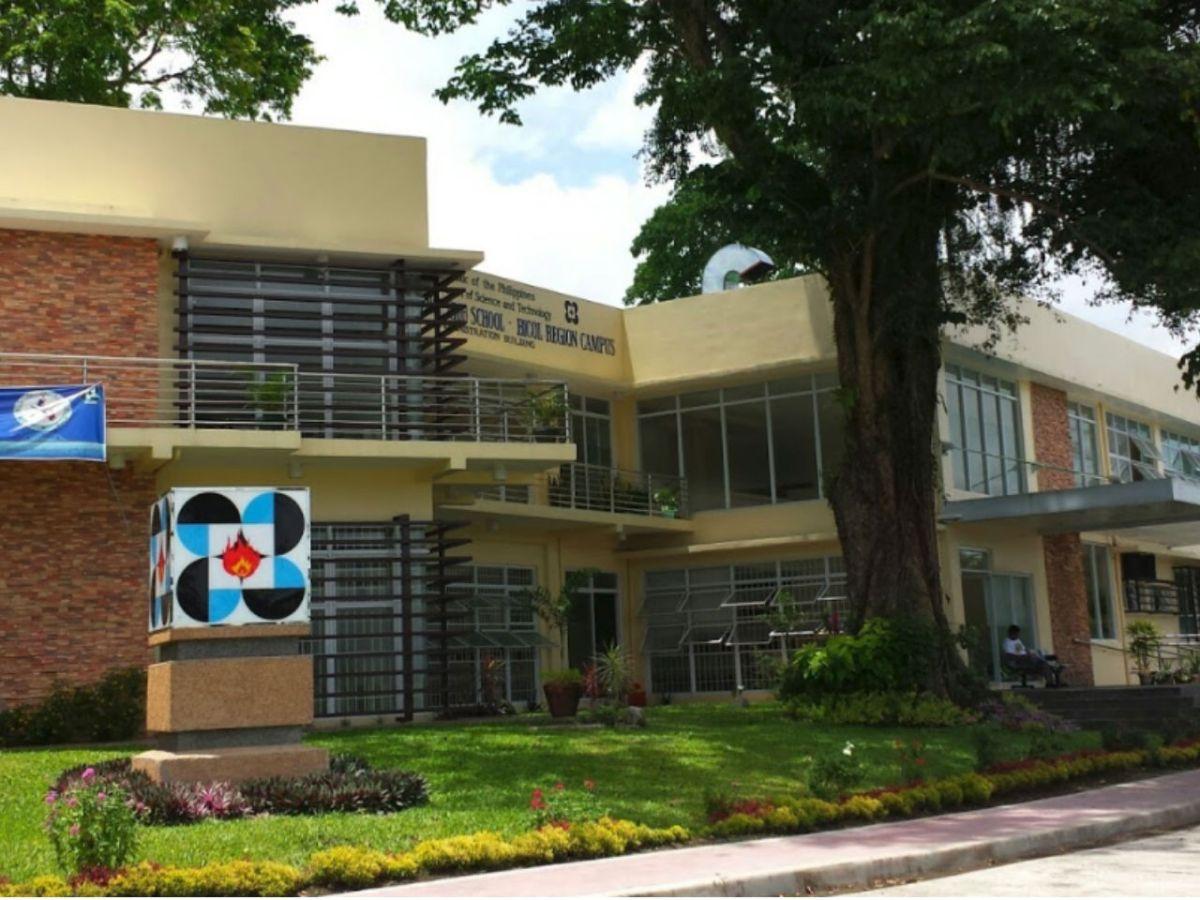 Philippine Science High School - Bicol Region Campus. Photo: Google Maps