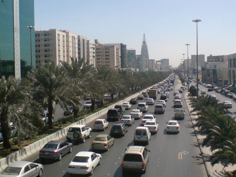 Riyadh, the capital of Saudi Arabia. Photo: Wikimedia Commons