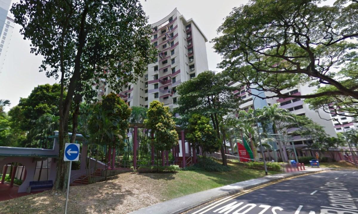 Telok Blangah Crescent, Singapore. Photo: Google Maps