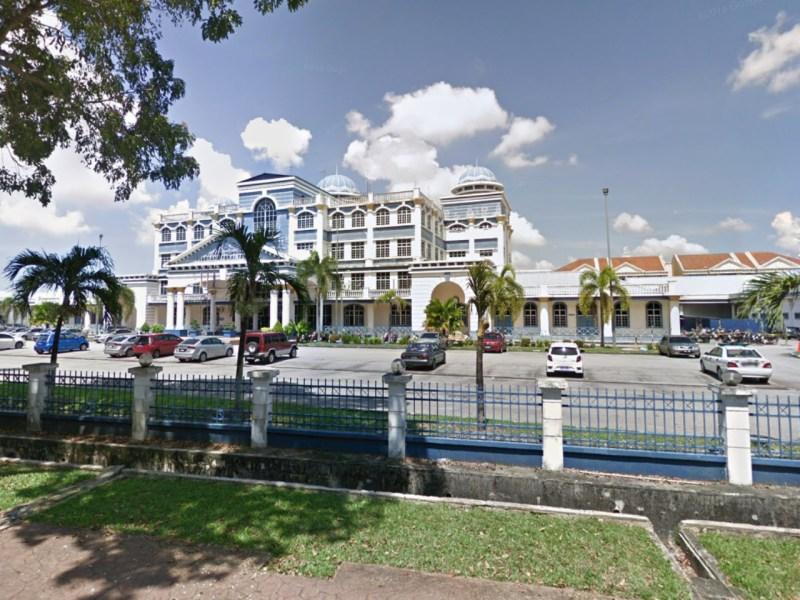 Police headquarters in Seberang Perai Tengah, Pulau Pinang, Malaysia. Photo: Google Maps