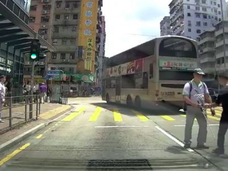Sham Shui Po, Kowloon. Photo: Wong Peter@Facebook 馬路的事討論區