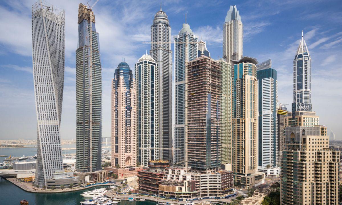 Dubai in the United Arab Emirates. Photo: iStock