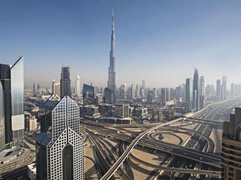 Dubai, United Arab Emirates. Photo: iStock