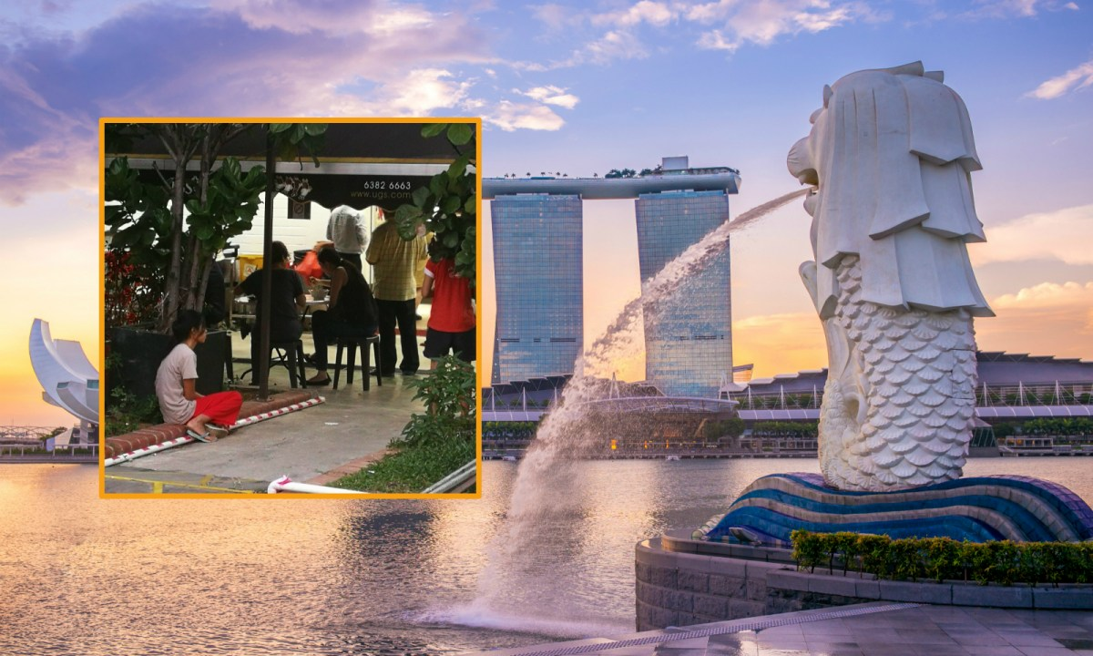Photos: iStock, Sure Boh Singapore Facebook/Icee Poh