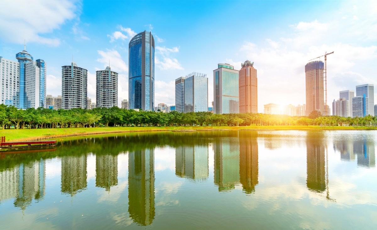 Haikou city in Hainan province, China. Photo: iStock
