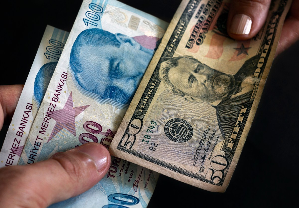 The falling lira is making it difficult for many Turks to make ends meet. Photo: iStock