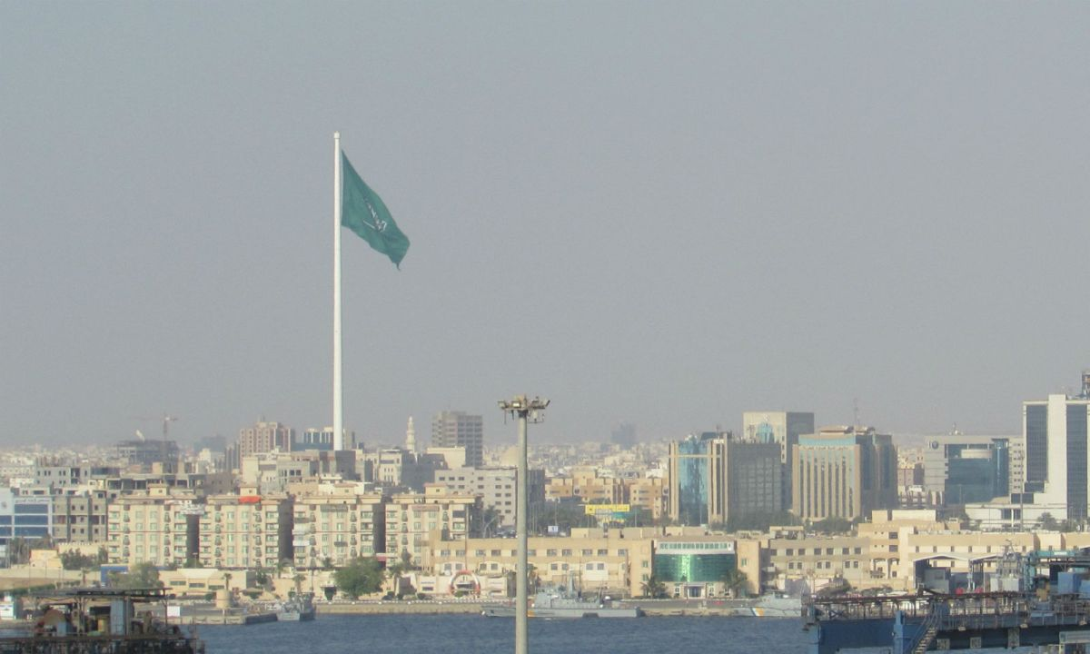 Jeddah, Saudi Arabia. Photo: Wikimedia Commons