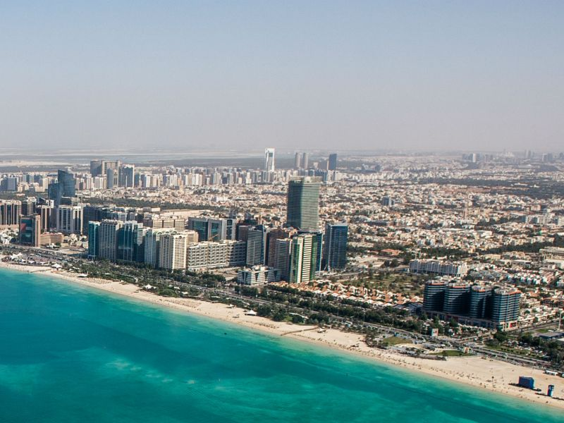 Abu Dhabi, capital of the United Arab Emirates. Photo: iStock