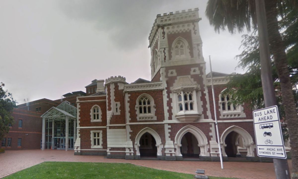 The Auckland High Court. Photo: Google Maps