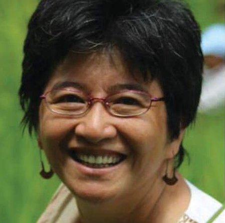 Filipino activist Joan Carling has won the UN's highest environmental award. Photo: Twitter