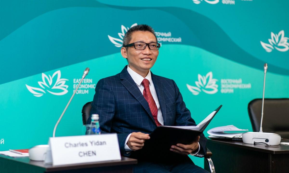 Charles Chen Yidan. Photo: Asia Times