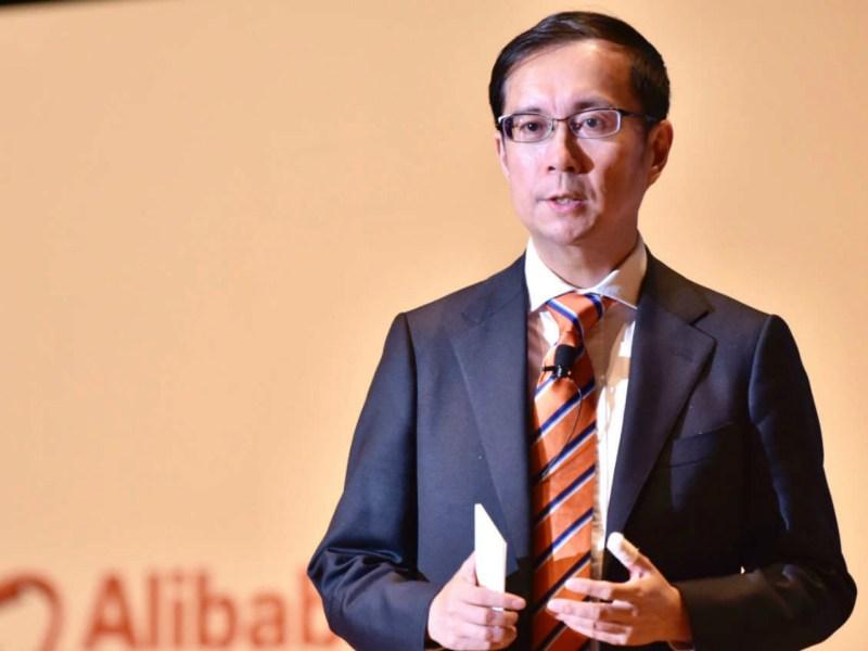 Daniel Zhang Yong. Photo: Baidu