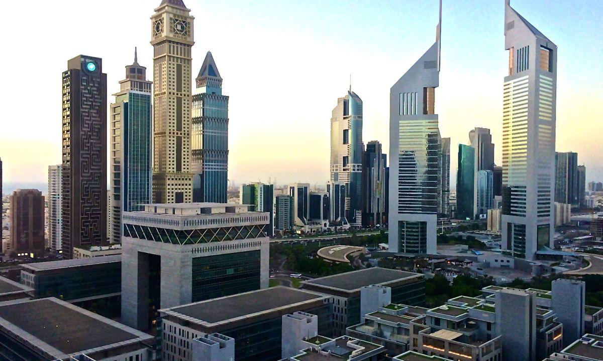 Dubai, United Arab Emirates. Photo: Wikimedia Commons