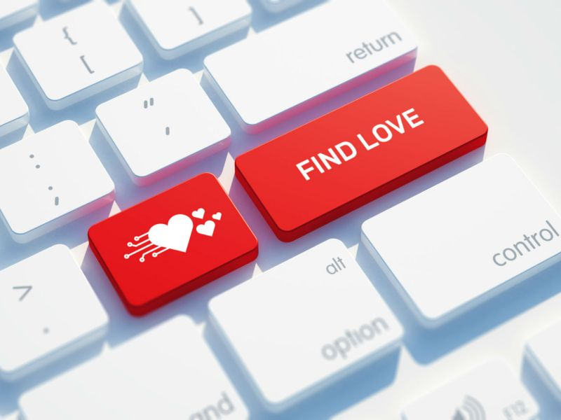The elderly woman met the man online through a dating website. Photo: iStock