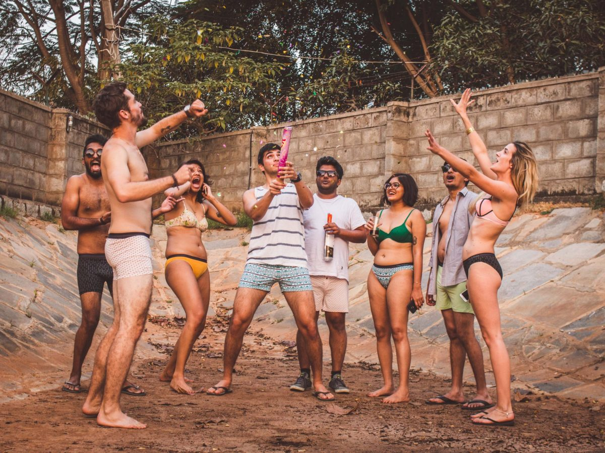 Tailor and Circus is the first Indian brand to promote gender neutral underwear. Photo:Tailor and Circus/Instagram