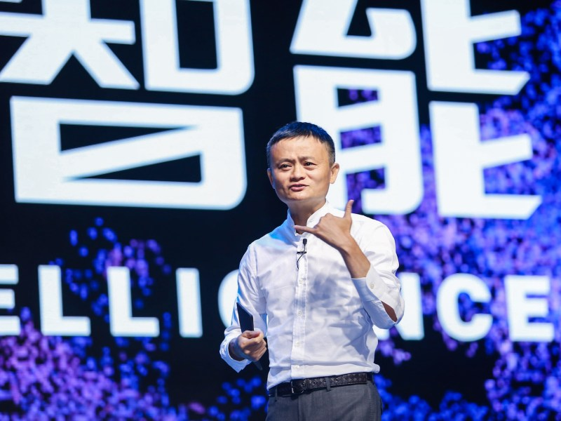 Jack Ma has decided to step down as executive chairman of Alibaba as of next year to concentrate on his charitable work and teaching. Photo: AFP