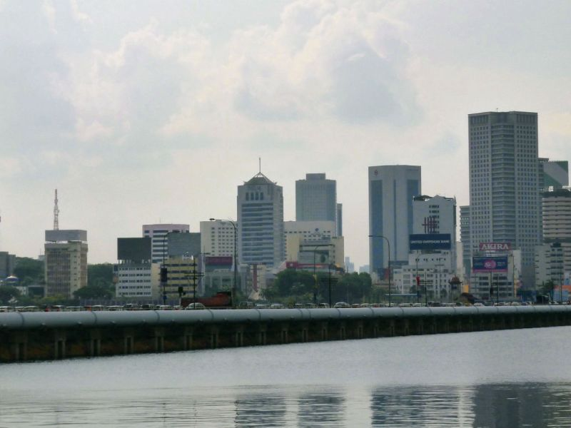 Johor Bahru in Malaysia. Photo: Wikimedia Commons